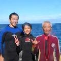 竹内さん 3世代