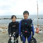 OWD海洋実習2日目150913