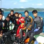 座間味島ツアー2015