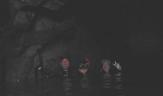 浮島ドラゴンホール内 16.08.21