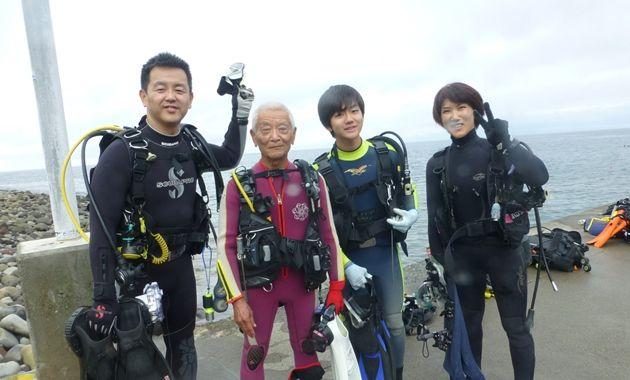 3世代ダイビング2016