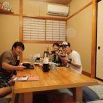 黄金崎ツアーのランチ 20.09.12